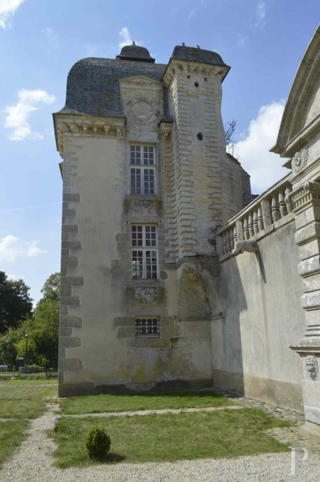chateaux for sale France brittany castles chateaux - 6 zoom