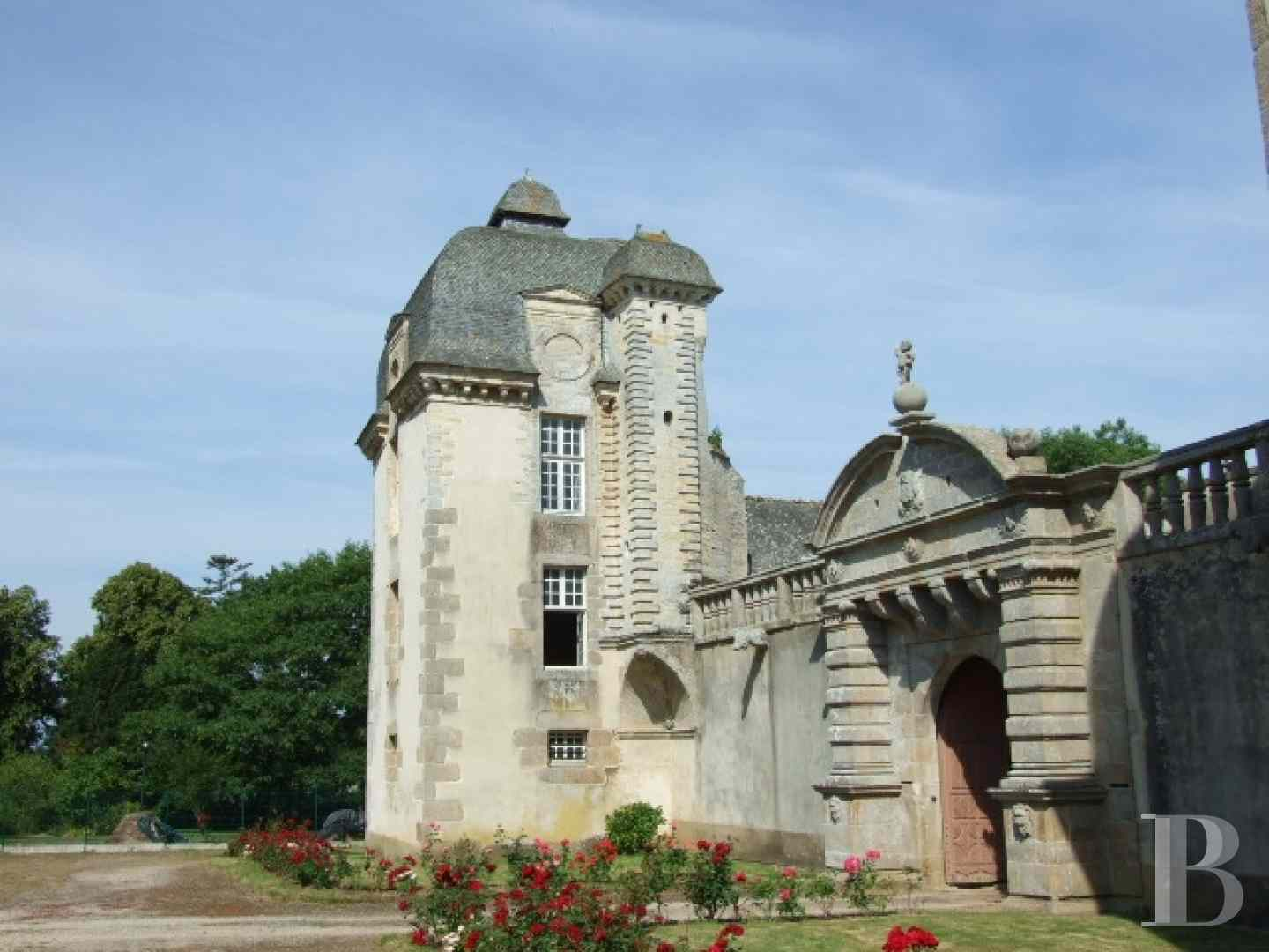 chateaux for sale France brittany castles chateaux - 8 zoom
