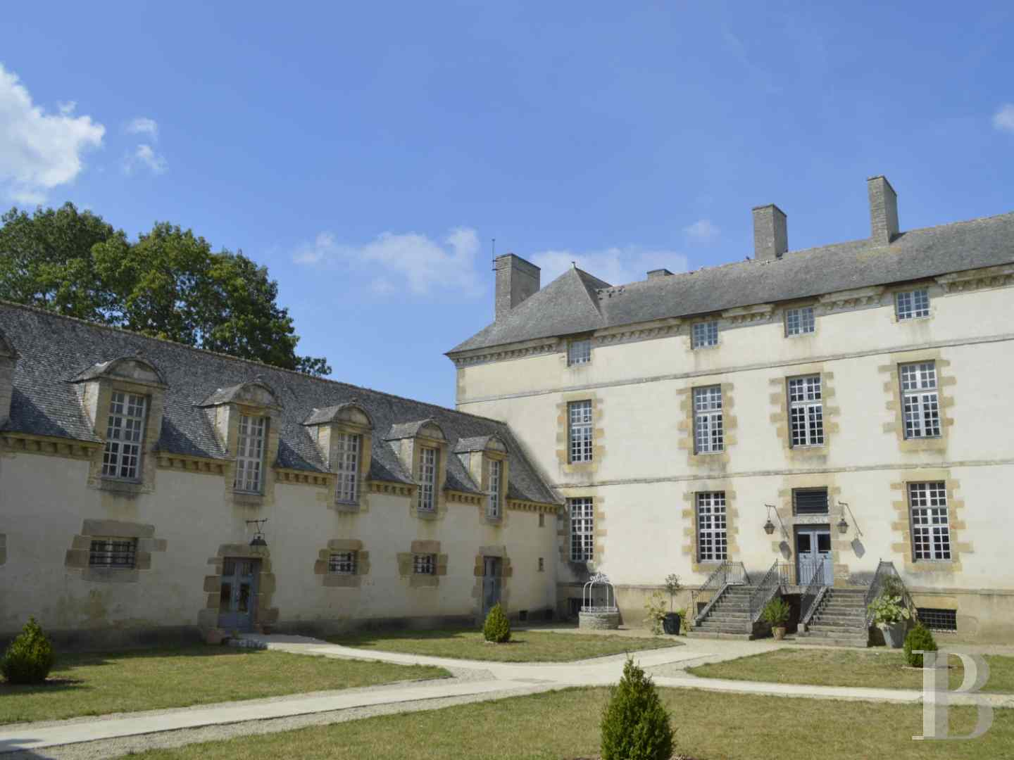 chateaux for sale France brittany castles chateaux - 7 zoom