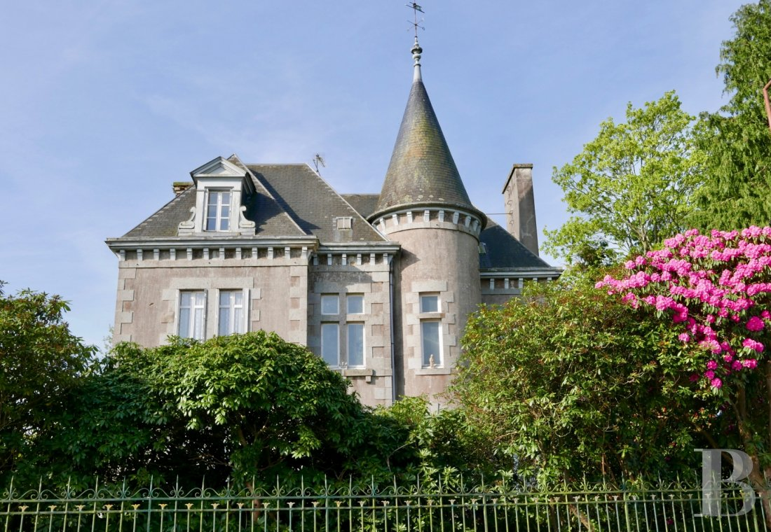 France mansions for sale lower normandy   - 1