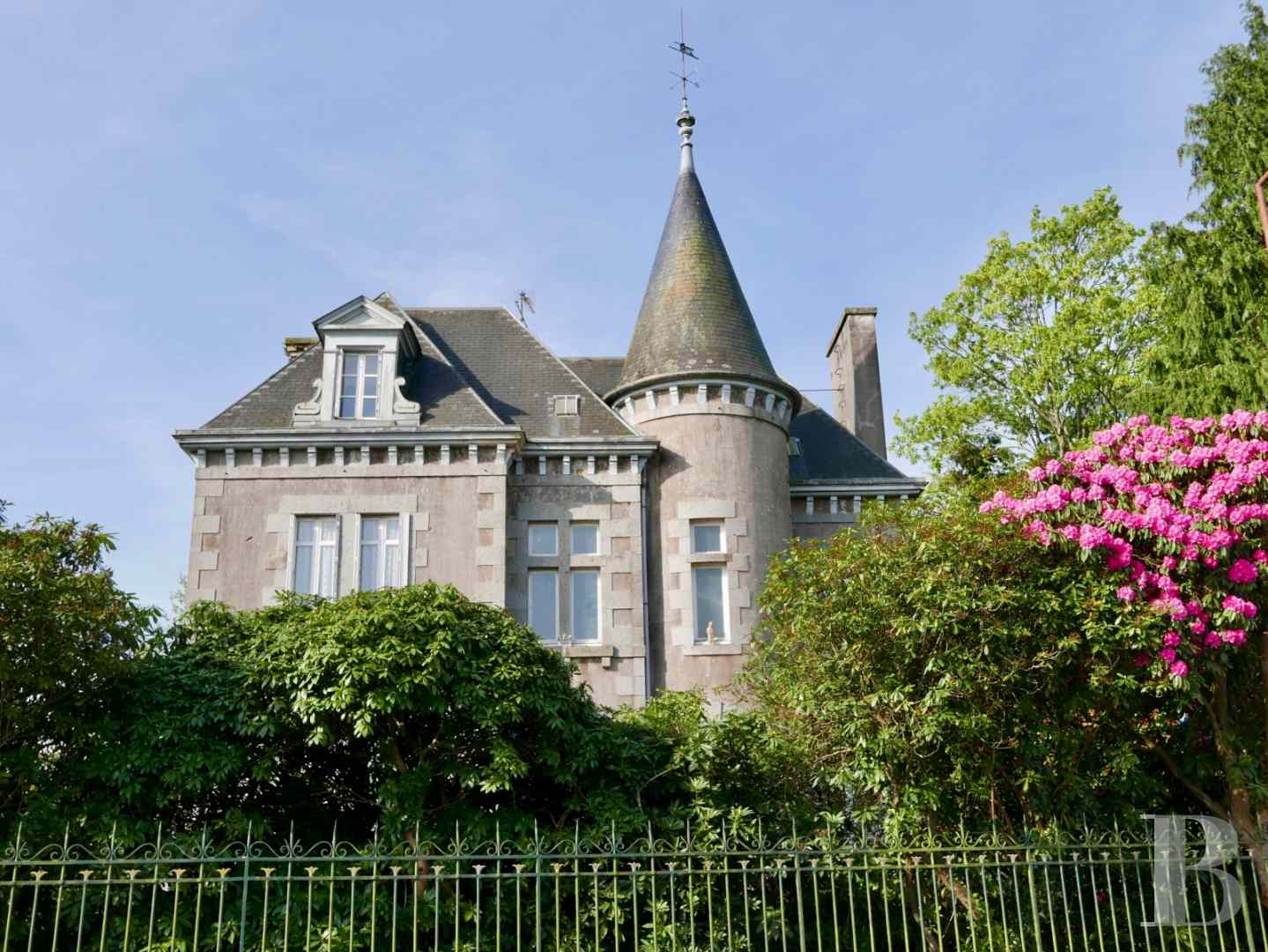 France mansions for sale lower normandy manors for - 1 zoom