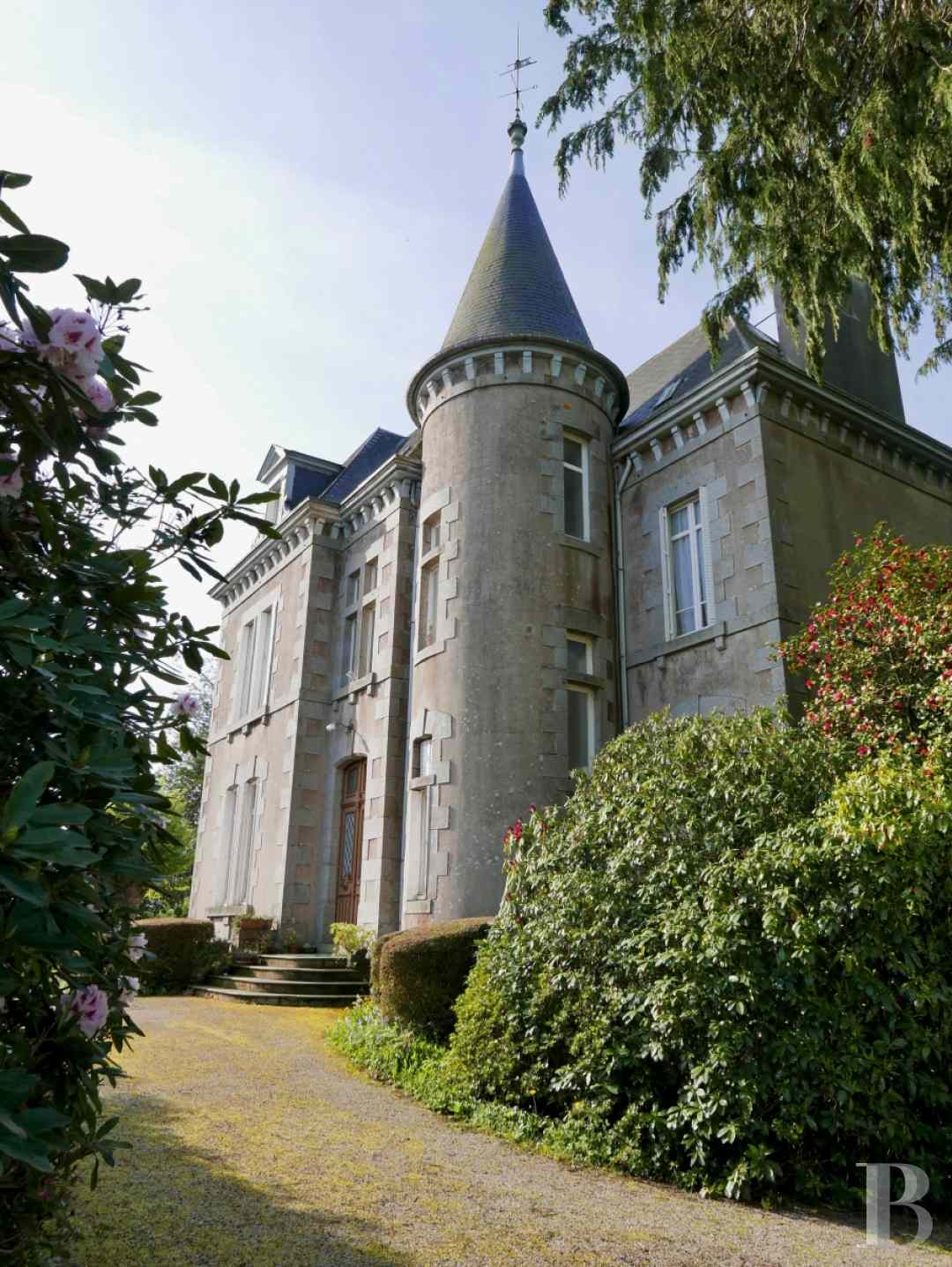 France mansions for sale lower normandy manors for - 2 zoom