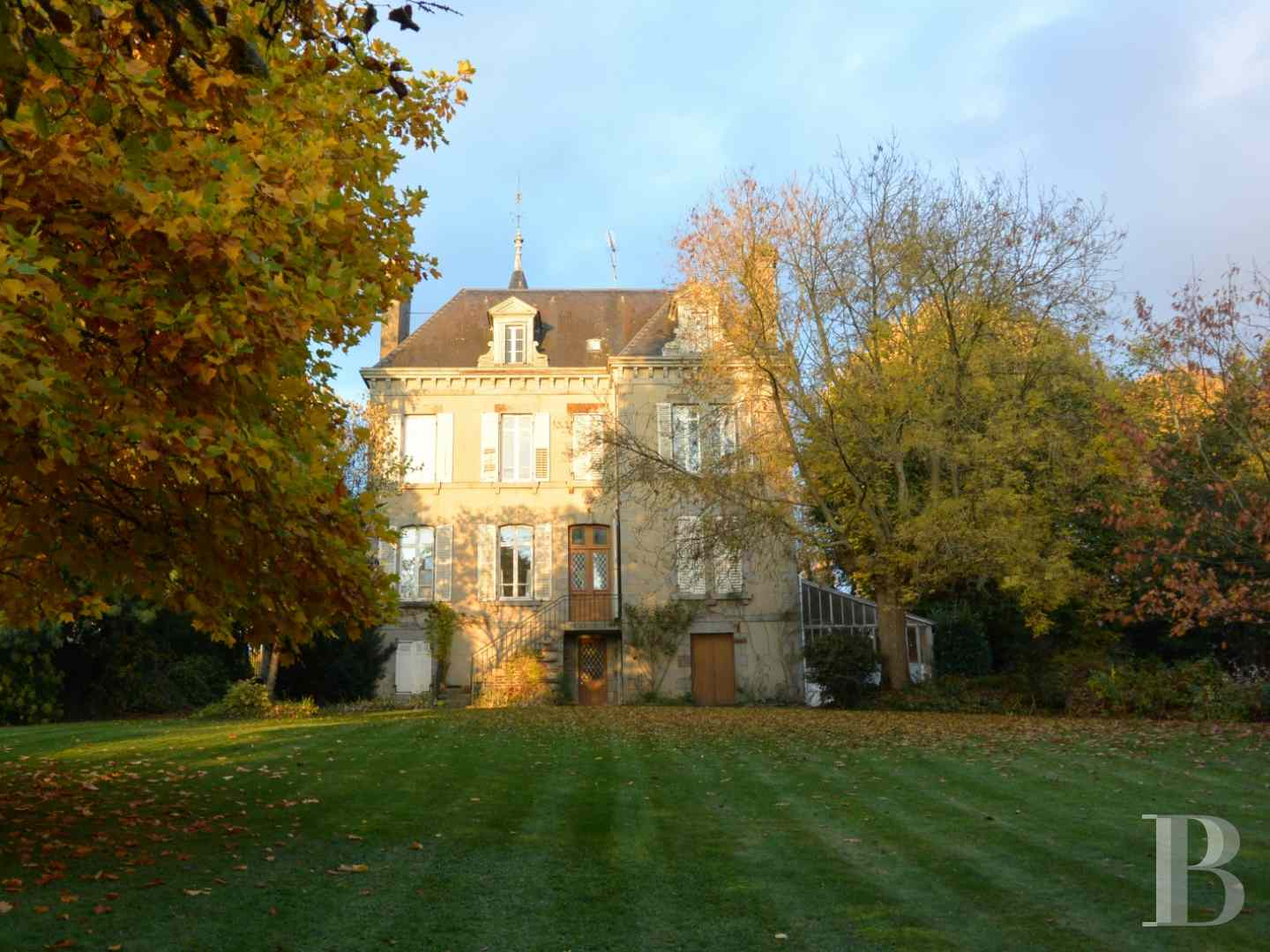 France mansions for sale lower normandy manors for - 4 zoom
