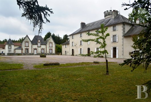 chateaux for sale France limousin castles chateaux - 2