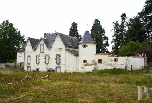 chateaux for sale France limousin castles chateaux - 6