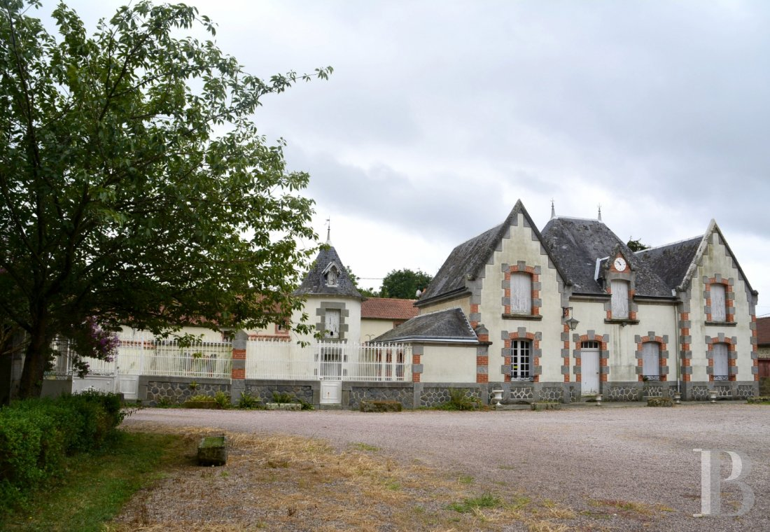 chateaux for sale France limousin castles chateaux - 5