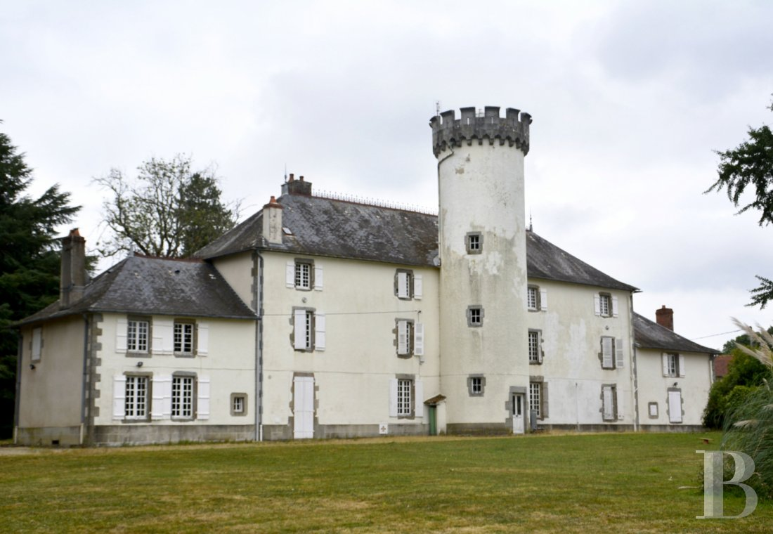 chateaux for sale France limousin castles chateaux - 4