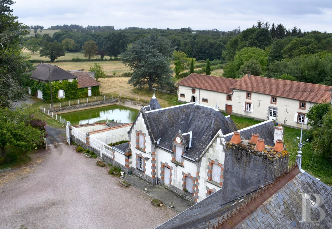 chateaux for sale France limousin castles chateaux - 14