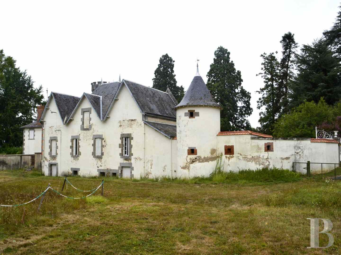 chateaux for sale France limousin castles chateaux - 6 zoom