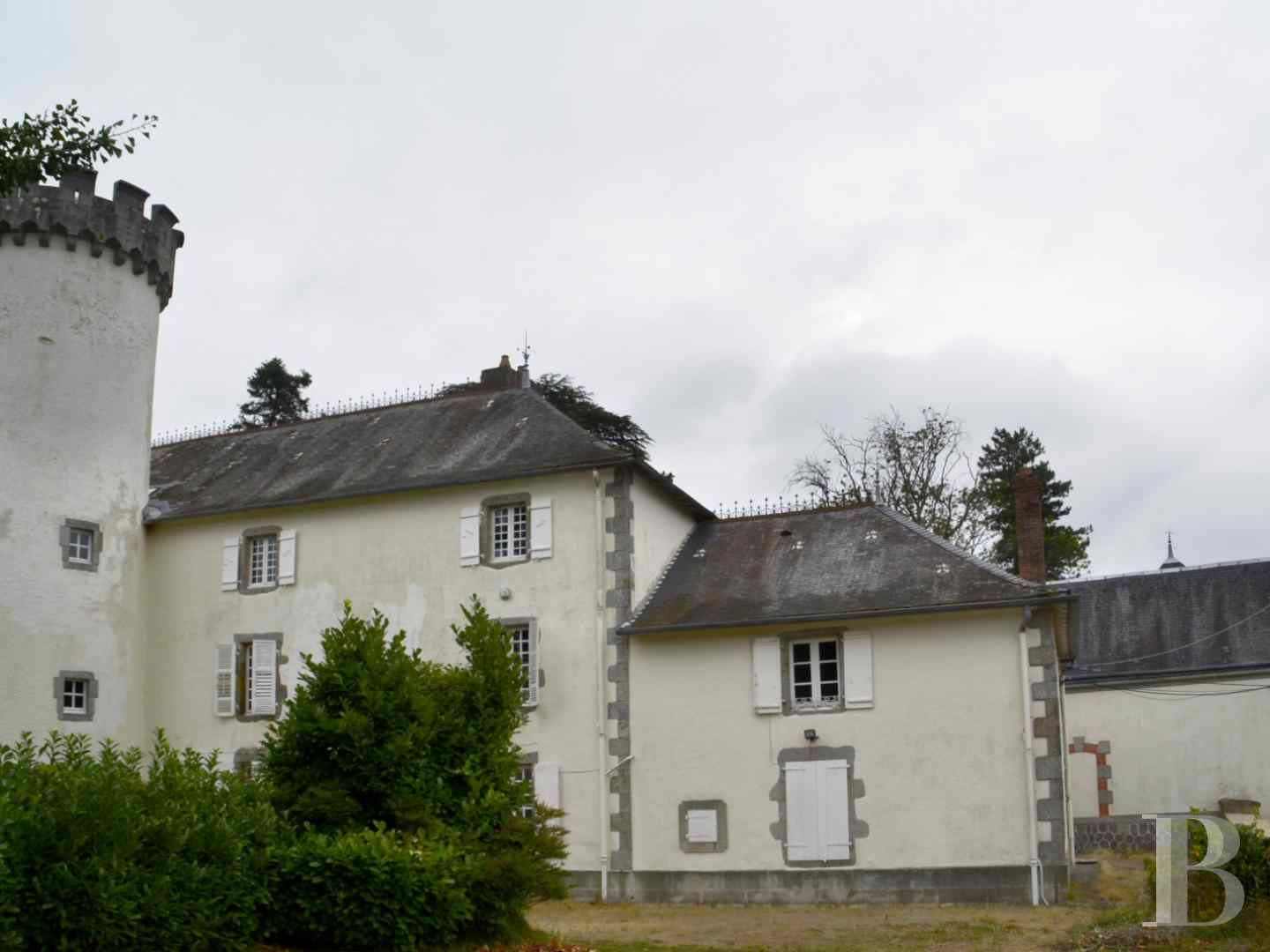 chateaux for sale France limousin castles chateaux - 7 zoom