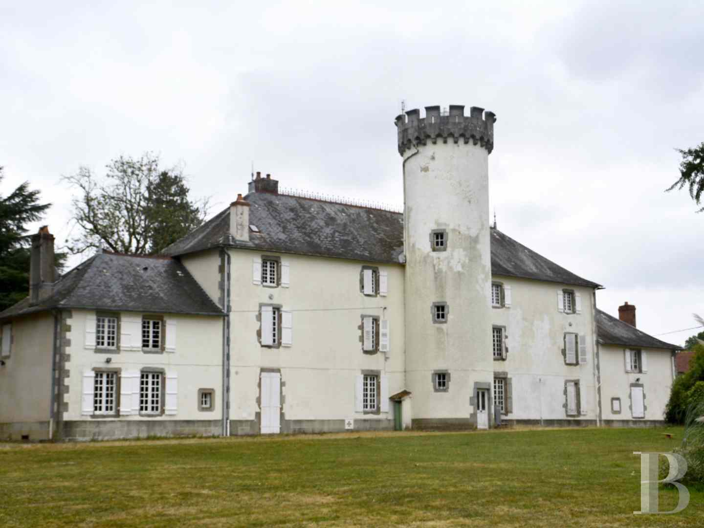 chateaux for sale France limousin castles chateaux - 4 zoom