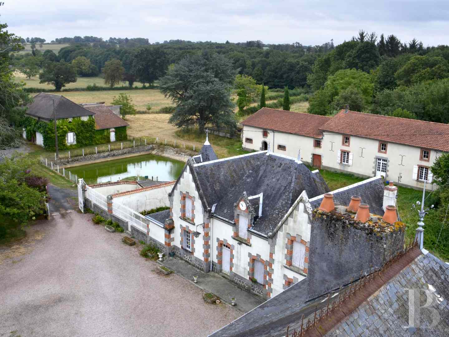 chateaux for sale France limousin castles chateaux - 14 zoom