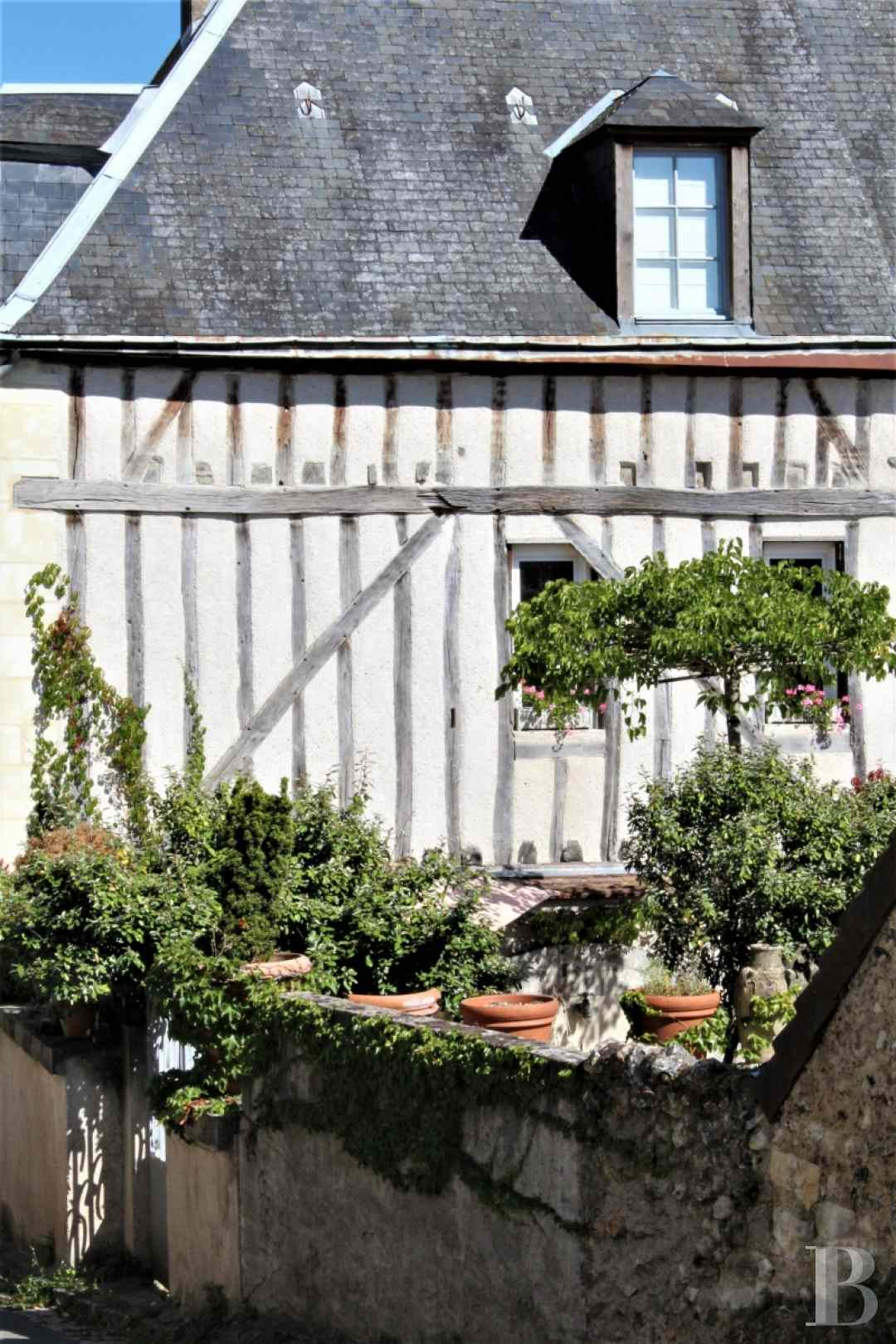 character properties France center val de loire character houses - 3 zoom