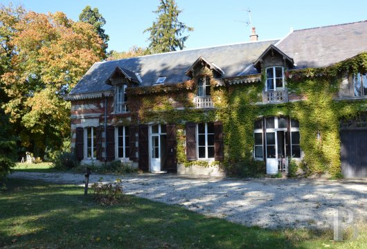 manoirs a vendre champagne ardennes   - 2