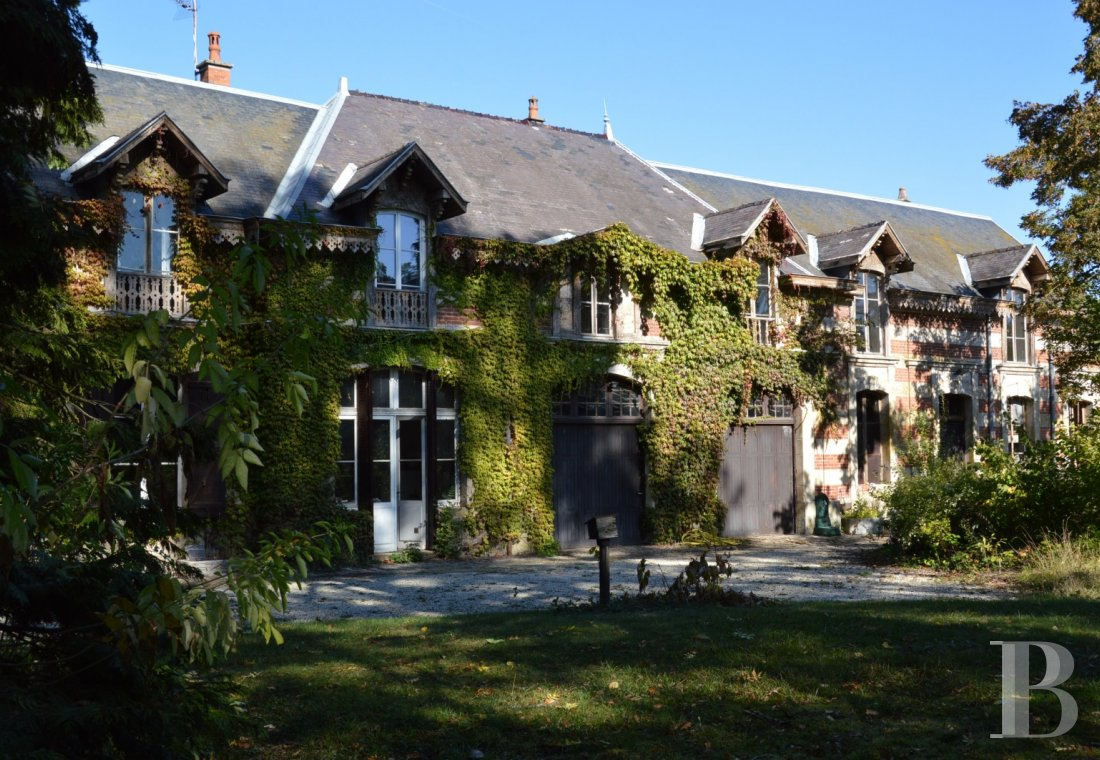 manoirs a vendre champagne ardennes   - 1
