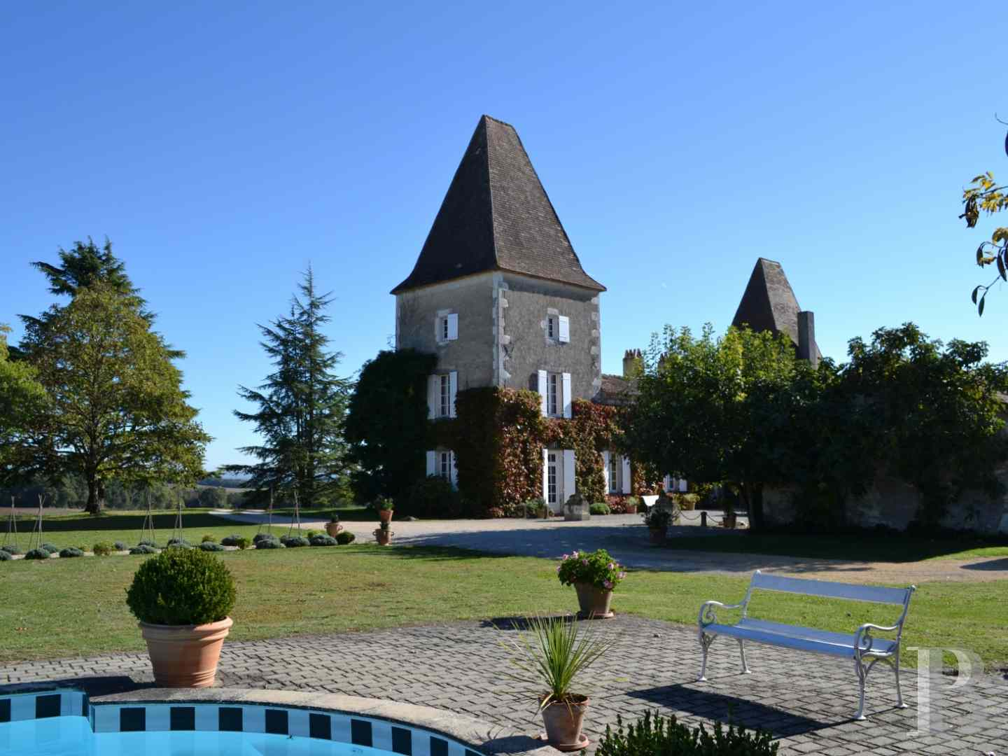 chateaux for sale France aquitaine castles chateaux - 15 zoom