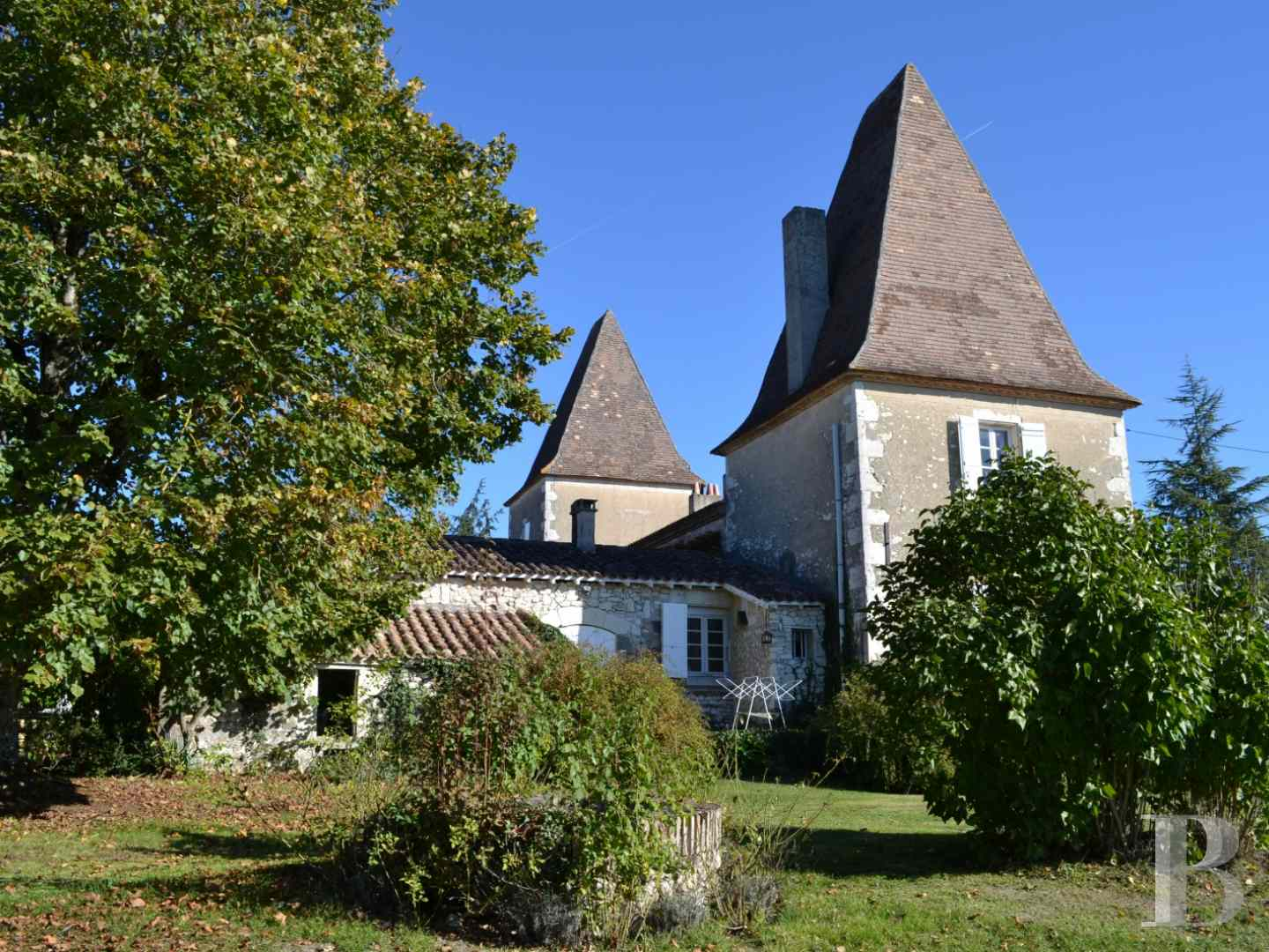 chateaux for sale France aquitaine castles chateaux - 2 zoom