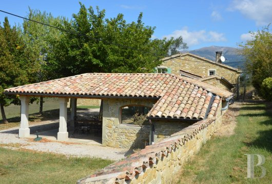 character properties France rhones alps character houses - 7