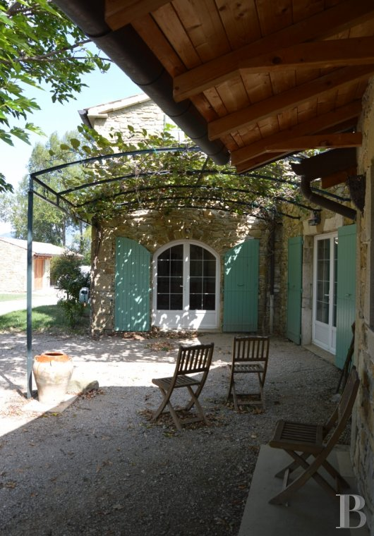 character properties France rhones alps character houses - 5