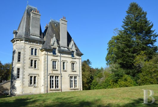 France mansions for sale brittany   - 6
