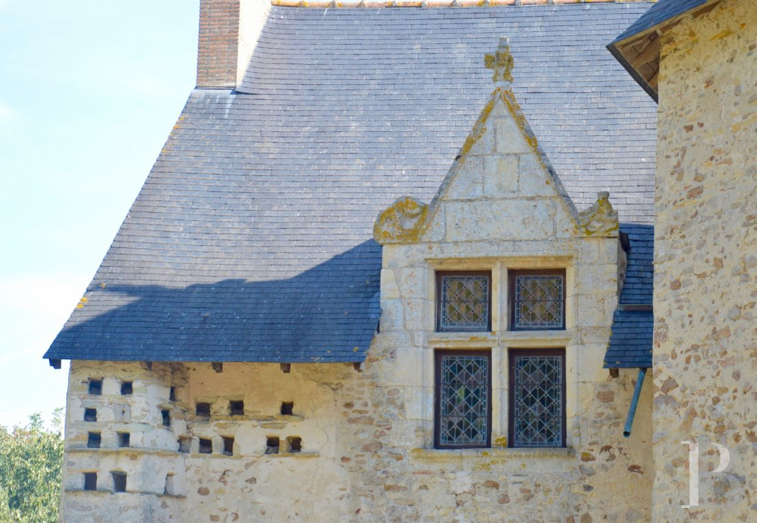 France mansions for sale pays de loire manors historic - 12