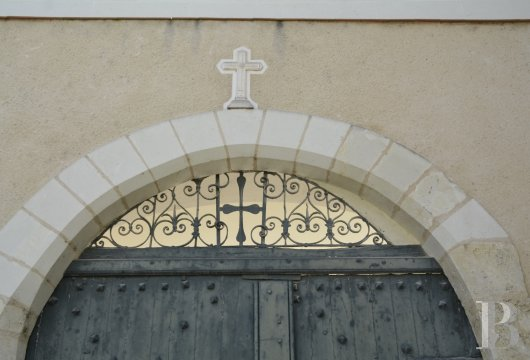 monastery for sale France center val de loire   - 12
