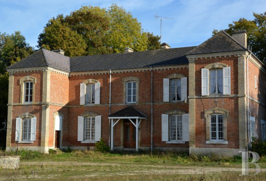 France mansions for sale champagne ardennes manors farms - 2