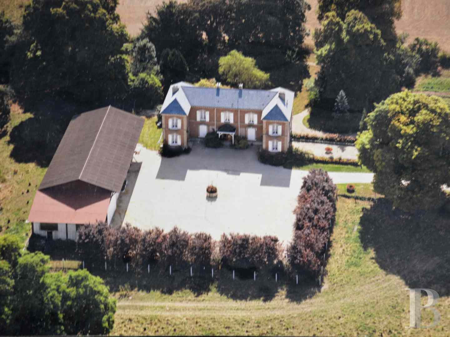 France mansions for sale champagne ardennes manors farms - 1 zoom