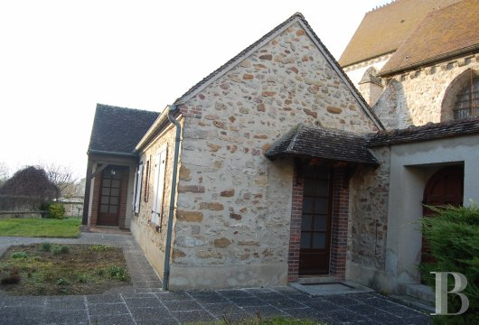 character properties France champagne ardennes character houses - 5