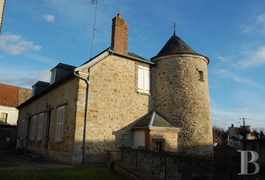 character properties France champagne ardennes character houses - 3
