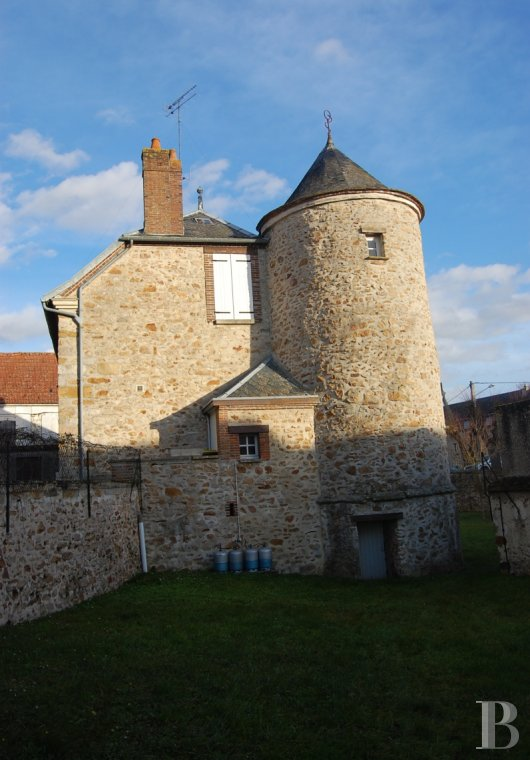 character properties France champagne ardennes character houses - 7