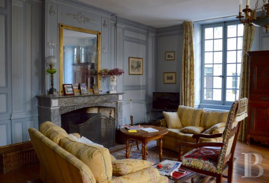 mansion houses for sale France pays de loire mansion houses - 9
