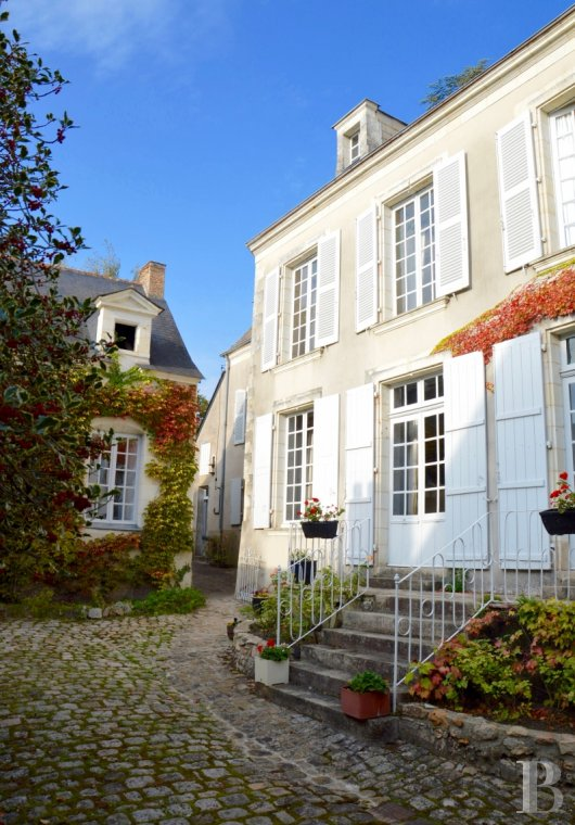 mansion houses for sale France pays de loire mansion houses - 3