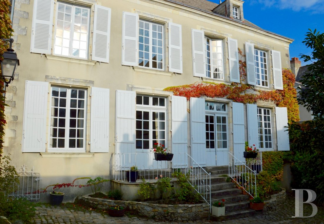 mansion houses for sale France pays de loire mansion houses - 1