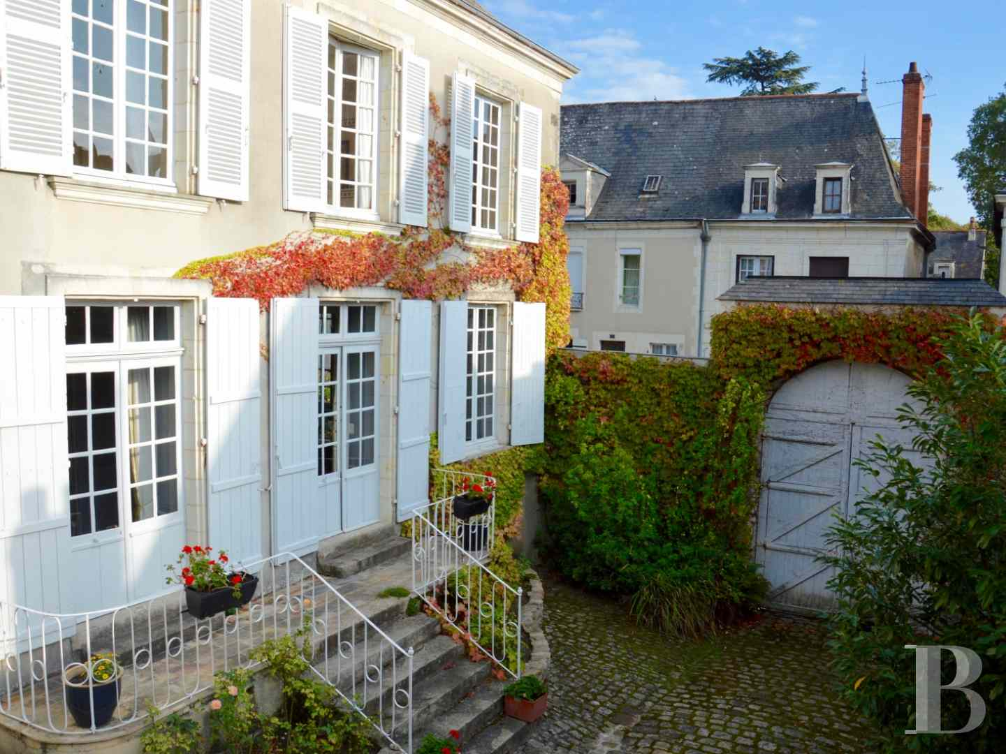 mansion houses for sale France pays de loire mansion houses - 2 zoom