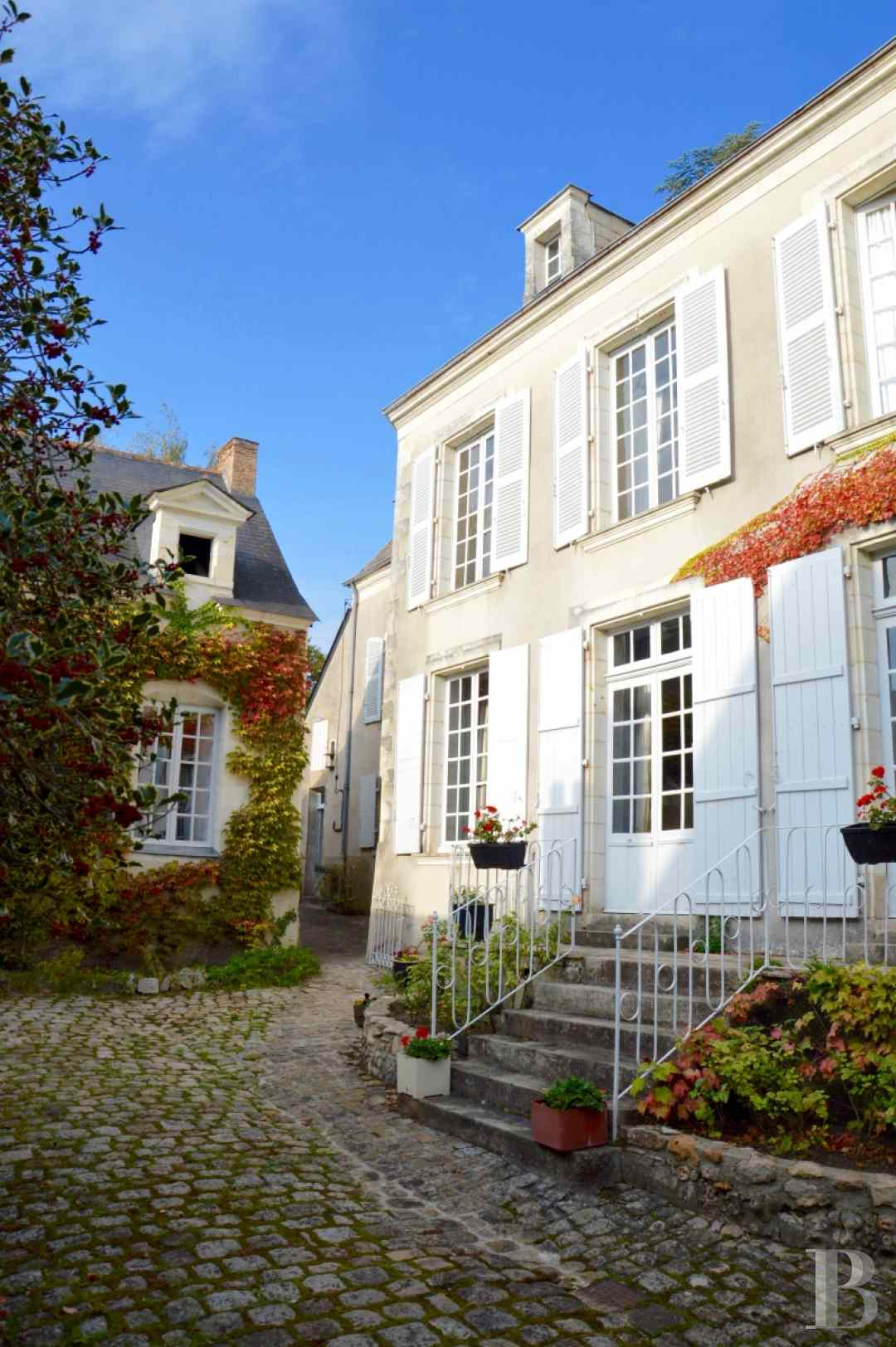 mansion houses for sale France pays de loire mansion houses - 3 zoom