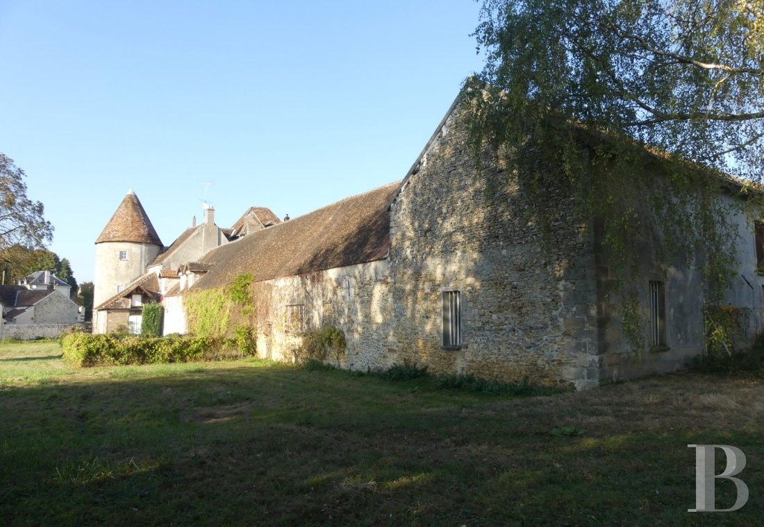 french farms for sale ile de france   - 1