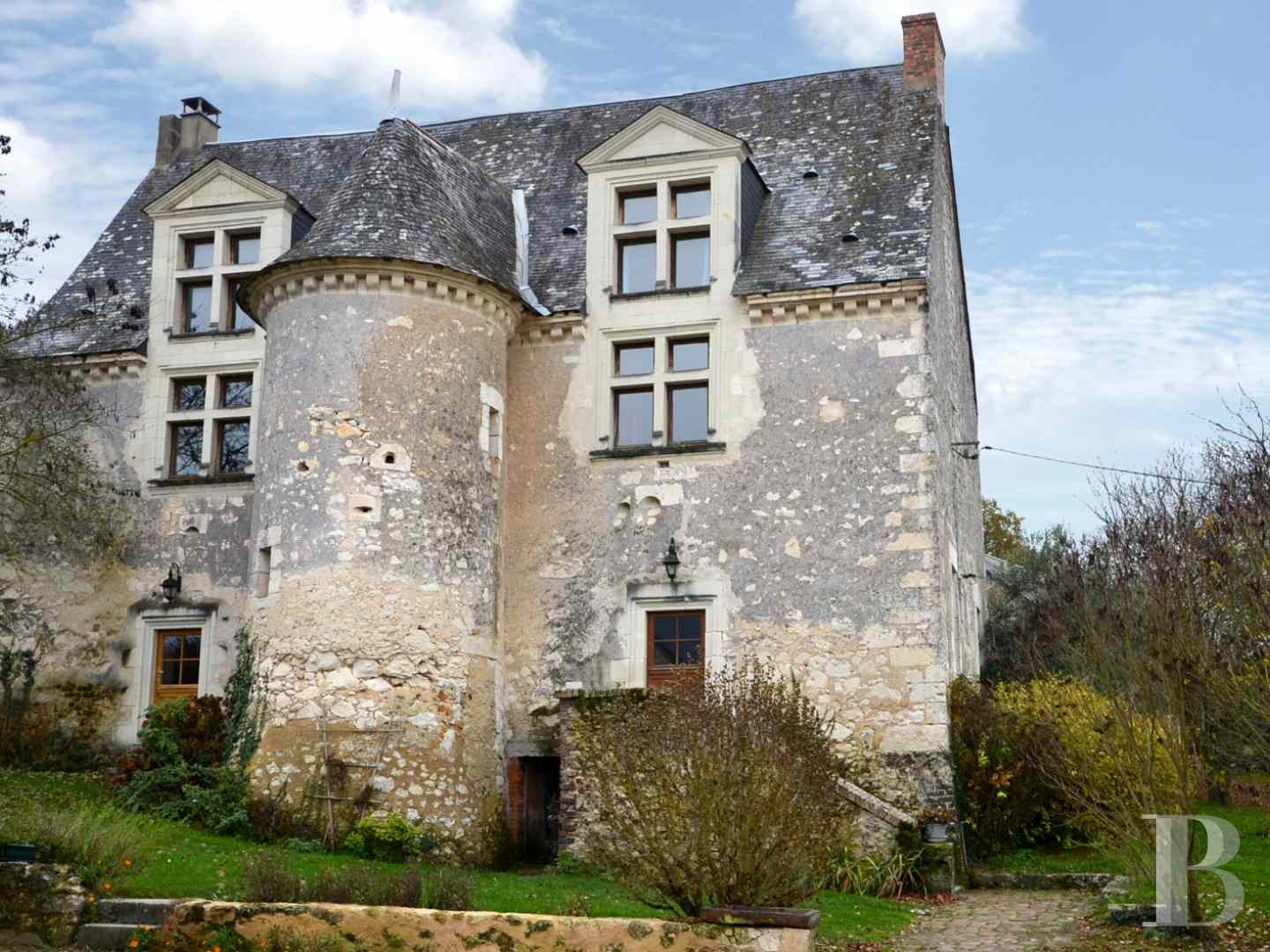 France mansions for sale pays de loire manors farms - 1 zoom