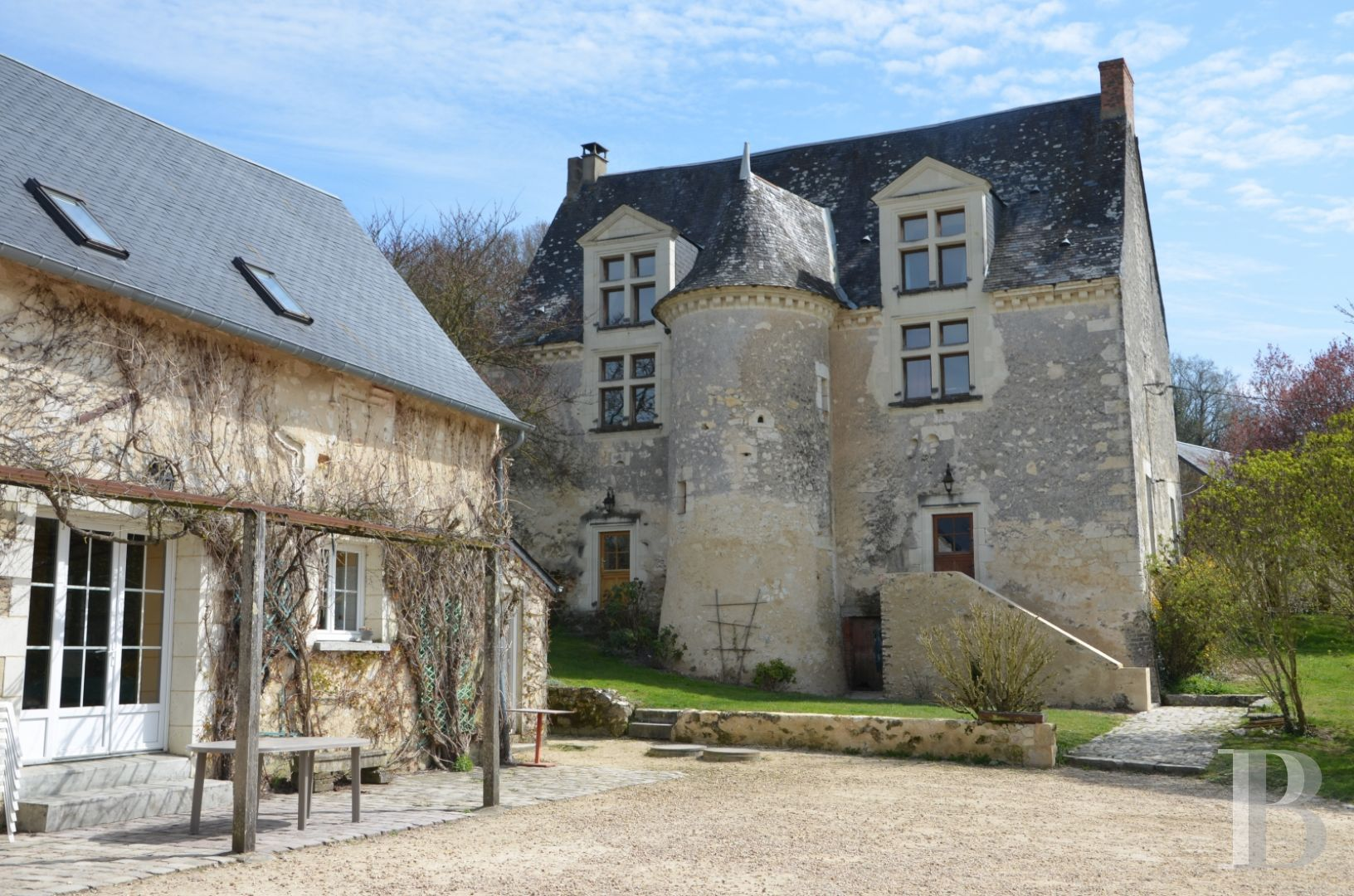 France mansions for sale pays de loire manors farms - 5 zoom