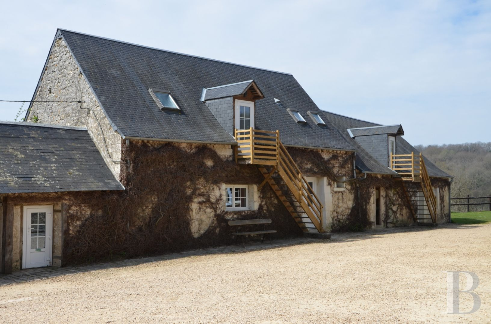 France mansions for sale pays de loire manors farms - 14 zoom