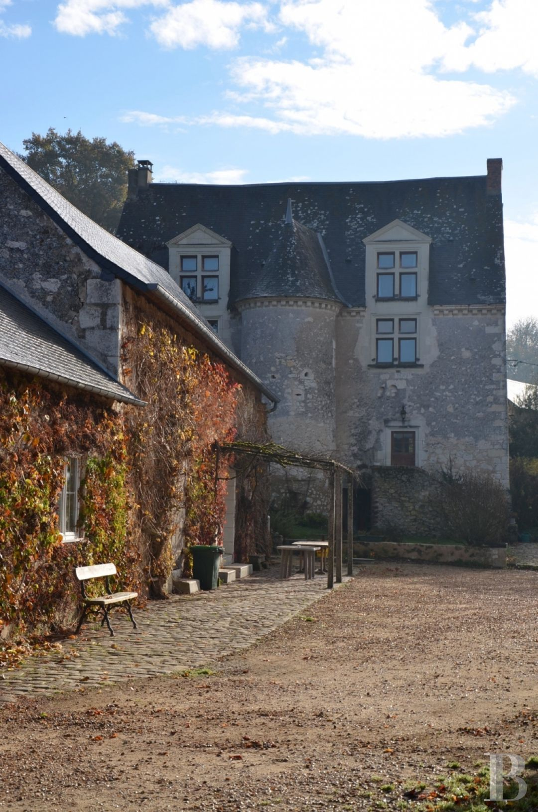 France mansions for sale pays de loire manors farms - 12 zoom