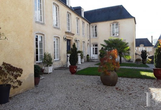 mansion houses for sale France lower normandy mansion houses - 4