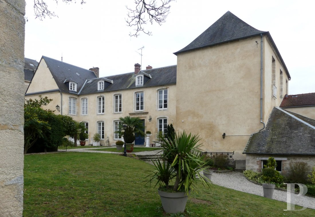 mansion houses for sale France lower normandy mansion houses - 1