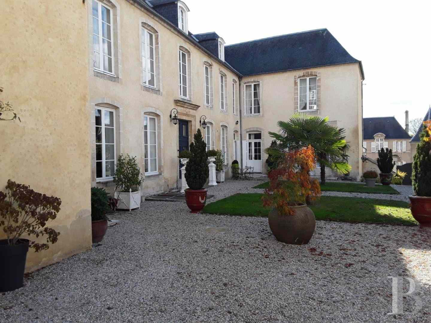 mansion houses for sale France lower normandy mansion houses - 4 zoom