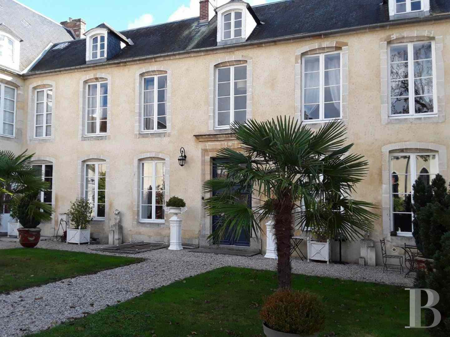 mansion houses for sale France lower normandy mansion houses - 2 zoom