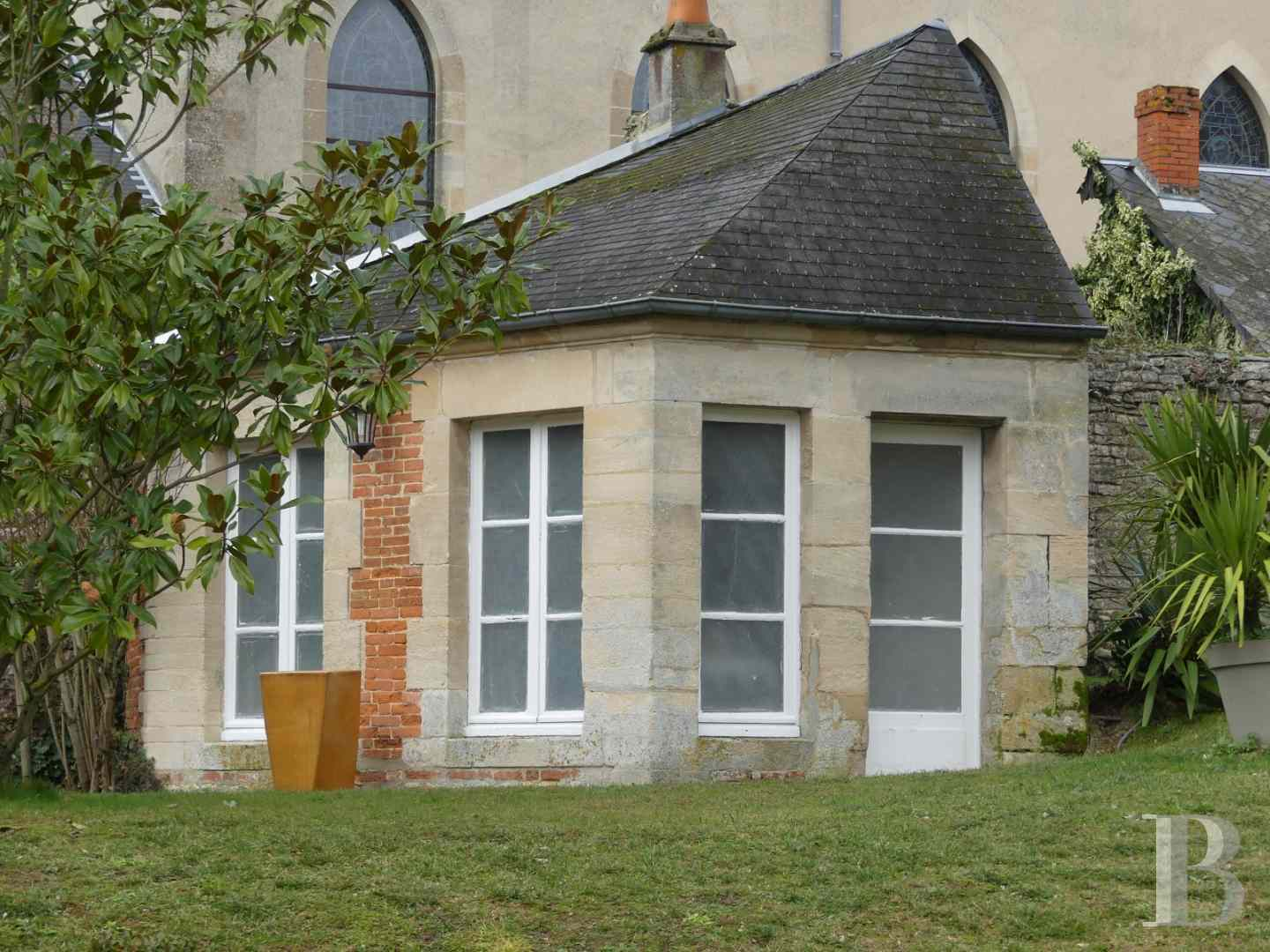 mansion houses for sale France lower normandy mansion houses - 12 zoom