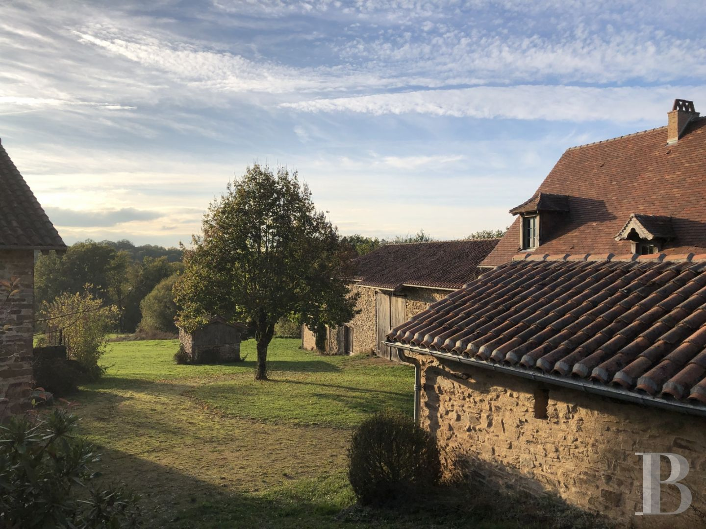 french farms for sale aquitaine character houses - 15 zoom