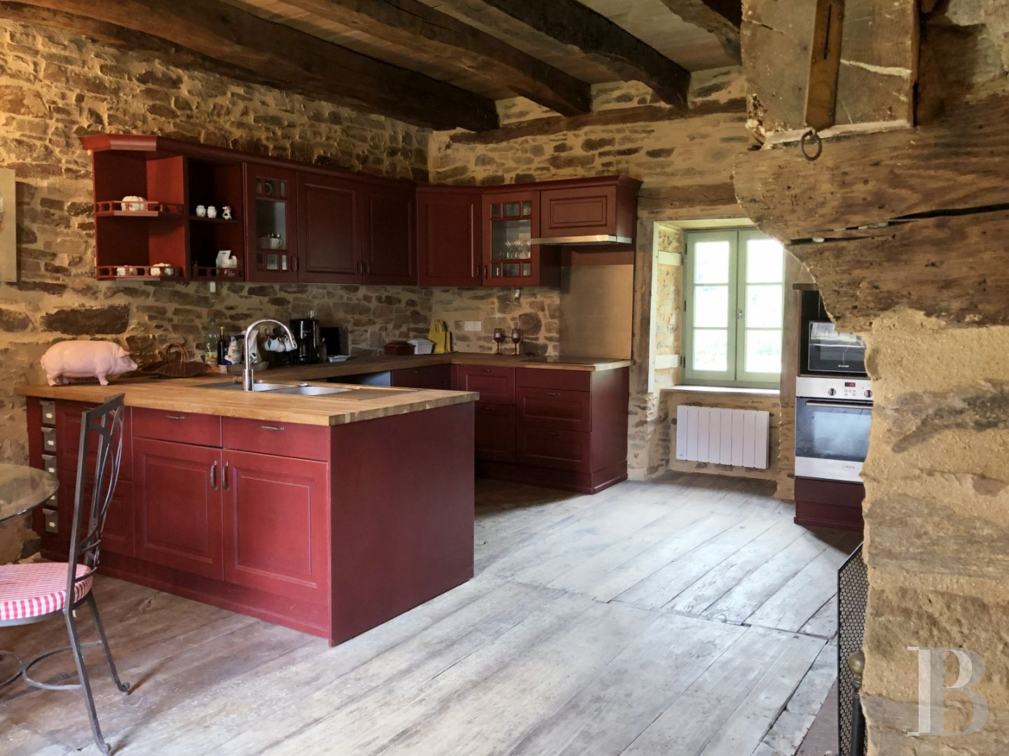 french farms for sale aquitaine character houses - 5 zoom