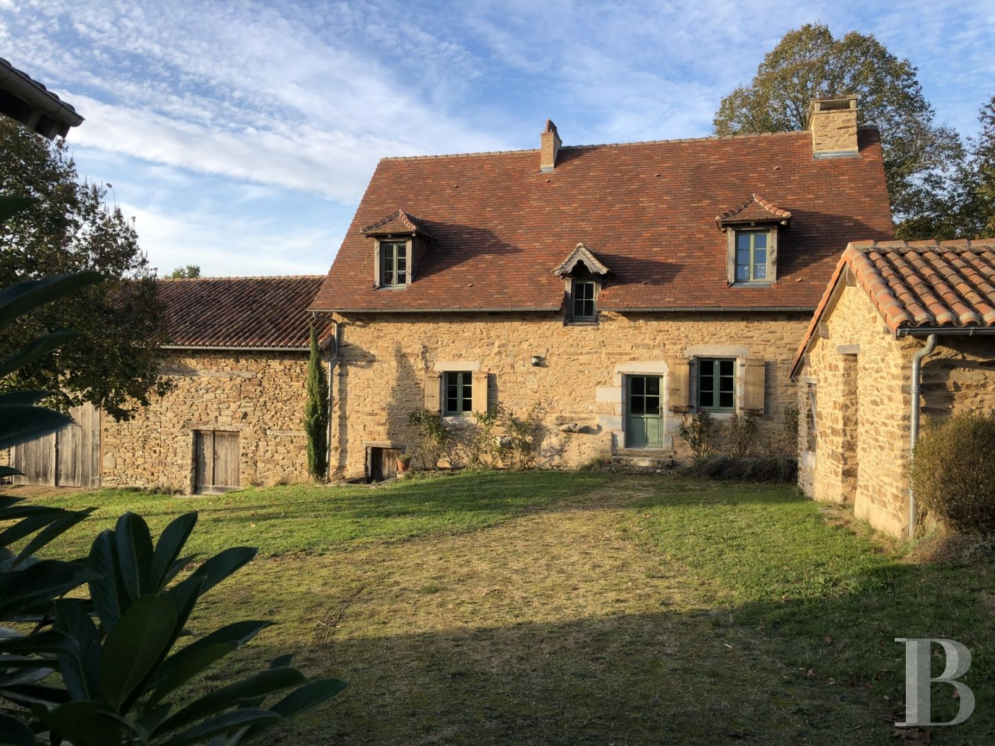 french farms for sale aquitaine character houses - 1 zoom