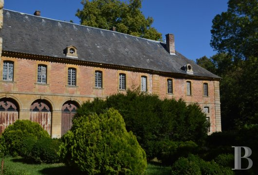 chateaux a vendre champagne ardennes chateau monument - 7